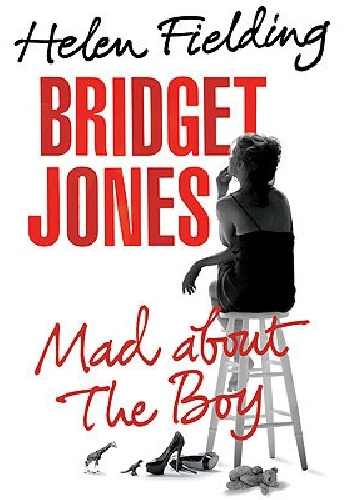 Okładka książki bridget jones: mad about the boy