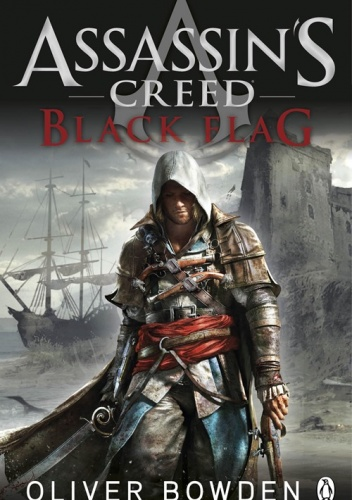 Okladka ksiazki assassin s creed black flag