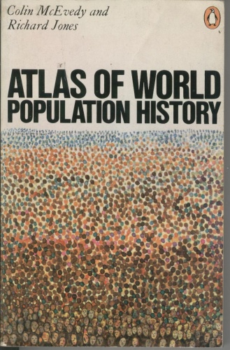Okladka ksiazki atlas of world population history