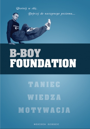 Okladka ksiazki b boy foundation