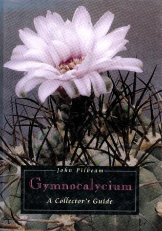 Okladka ksiazki gymnocalycium a collectors guide