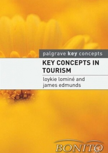Okladka ksiazki key concepts in tourism