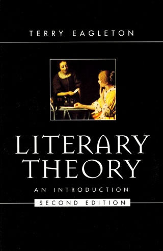 Okladka ksiazki literary theory an introduction