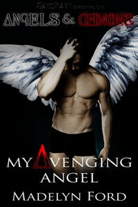 Okladka ksiazki my avenging angel