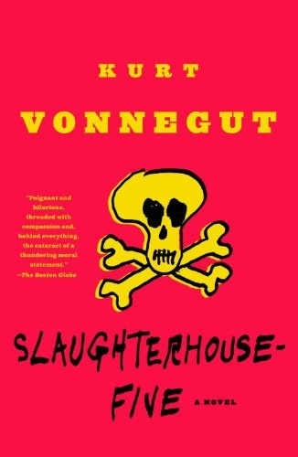 Okladka ksiazki slaughterhouse five