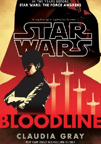 Okladka ksiazki star wars bloodline