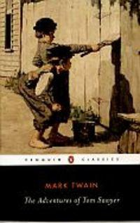 Okladka ksiazki the adventures of tom sawyer