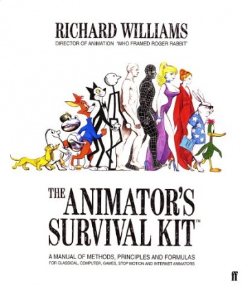 Okladka ksiazki the animator s survival kit
