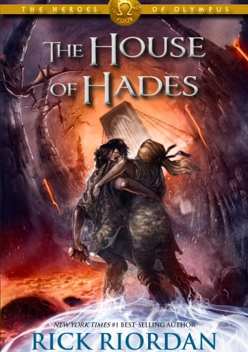 Okladka ksiazki the house of hades