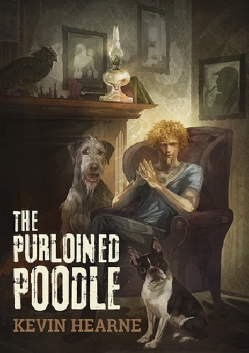 Okladka ksiazki the purloined poodle