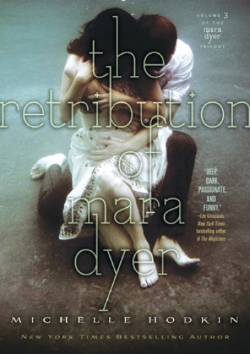 Okladka ksiazki the retribution of mara dyer