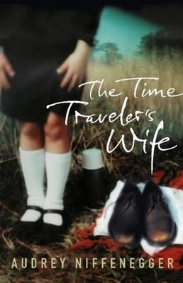 Okladka ksiazki the time traveler s wife