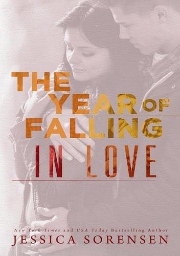 Okladka ksiazki the year of falling in love