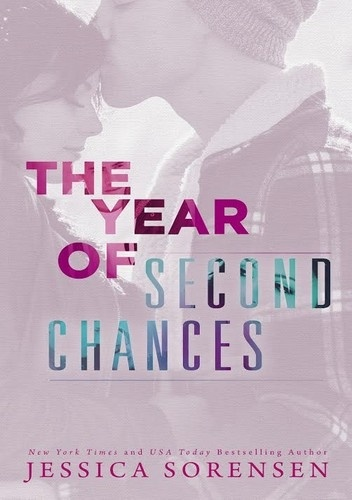 Okladka ksiazki the year of second chances